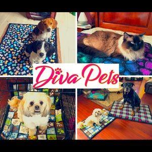 Diva Pets Pet Beds